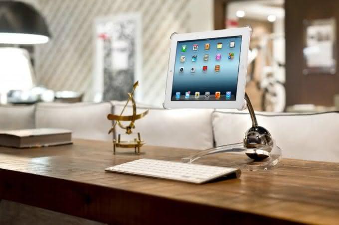 acessório, anypad, anypad cook, anypad hand, anypad office, anypad wall, Asys, cozinha, gadget, iPad, lançamento, tablet, tecnologia, porque-nao-pensei-nisso