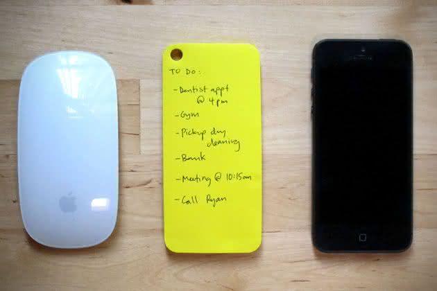 iPhone-Paperback-Sticky-Notes, post-it-para-iPhone, inovacao, design, por-que-nao-pensei-nisso 2