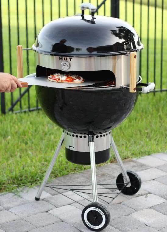 Kettle-pizza, forno-de-pizza-para-churrasqueira, inovacao, design, cozinha, food, por-que-nao-pensei-nisso 4