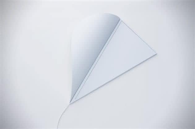 Peel-Wall-Light, luminaria-pagina-virada, luminaria-de-canto, design, inovacao, por-que-nao-pensei-nisso 3