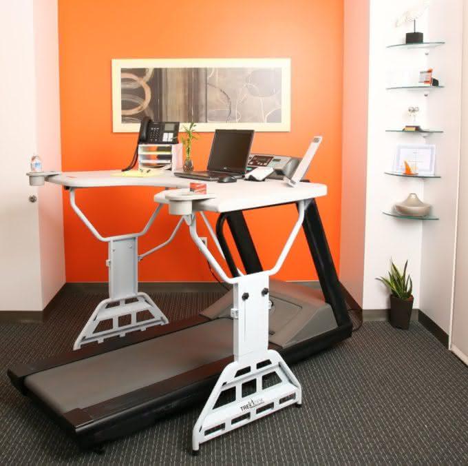 Treadmill-Desk, escritorio-de-esteira, esteira-ergometrica, design, inovacao, porquenaopenseinisso