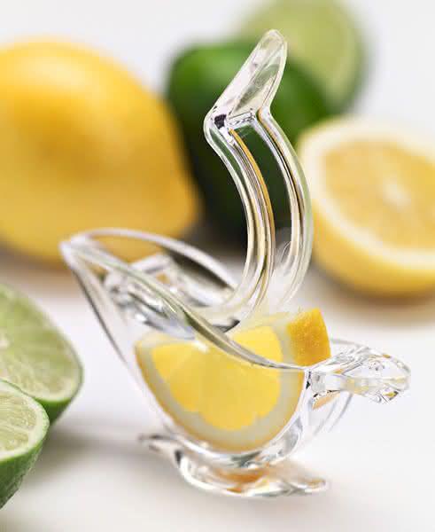 Bird-Shaped-Lemon-Slice-Squeezer, espremedor-de-limao-passarinho, espremedor-de-limao-design, por-que-nao-pensei-nisso