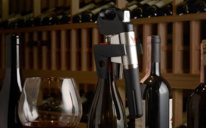 Abra Vinhos Sem Tirar A Rolha Por Que N 227 O Pensei Nisso