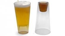 Shot-In-The-Pint, copo-2-em-1, copo-de-cerveja-e-tequila, por-que-nao-pensei-nisso