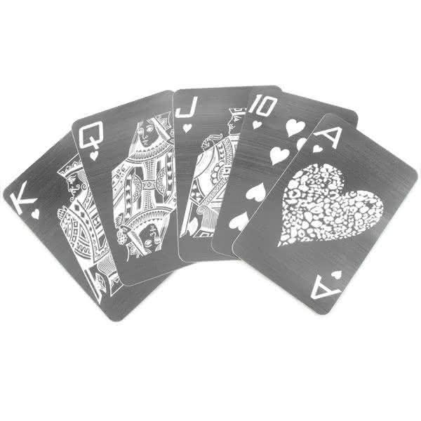 stainless-steel-playing-cards, baralho, baralho-de-aco, porque-nao-pensei-nisso