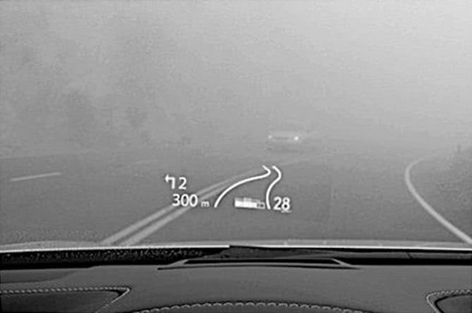 Hudway-head-up-display, Hudway-gps-projetado-no-parabrisa, gps-que-projeta-no-vidro-do-carro, gps-no-vidro-do-carro, Hudway, por-que-nao-pensei-nisso 4