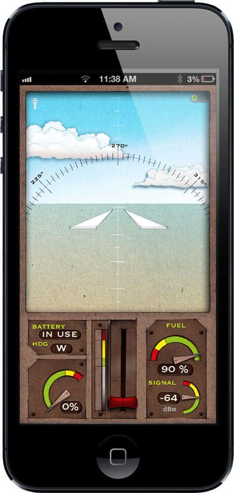 PowerUp-3-0-Smartphone-Controlled-Paper-Airplane, controle-aviao-de-papel-pelo-iphone, aviaozinho-de-papel, motor-para-aviao-de-papel, por-que-nao-pensei-nisso 1