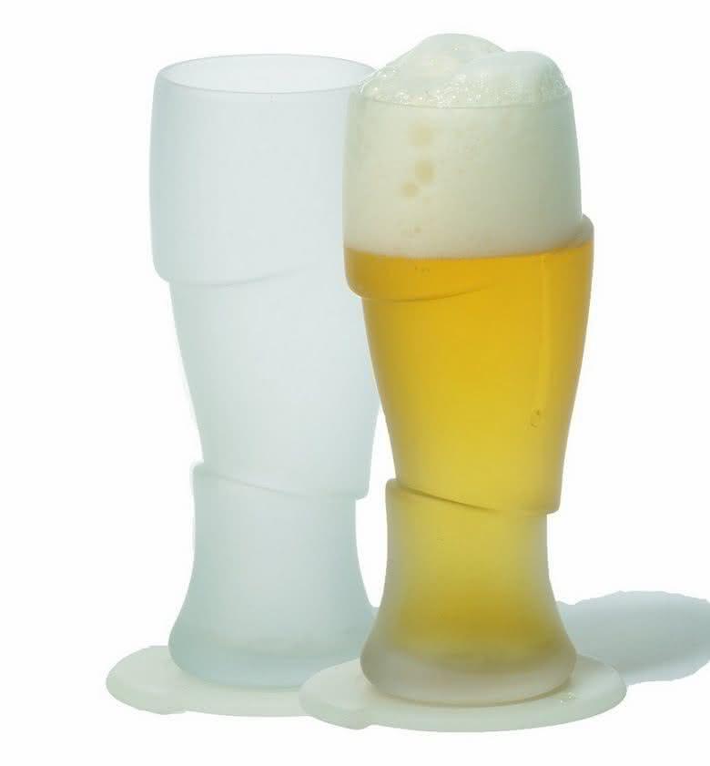 Sliced-Glass-Beer, Sliced-Cold-Beer-Glasses, copo-de-cerveja, copo-de-cerveja-bebado, copos, copos-para-cerveja, cerveja, cerveja-gelada, gelar-cerveja, por-quen-nao-pensei-nisso 1