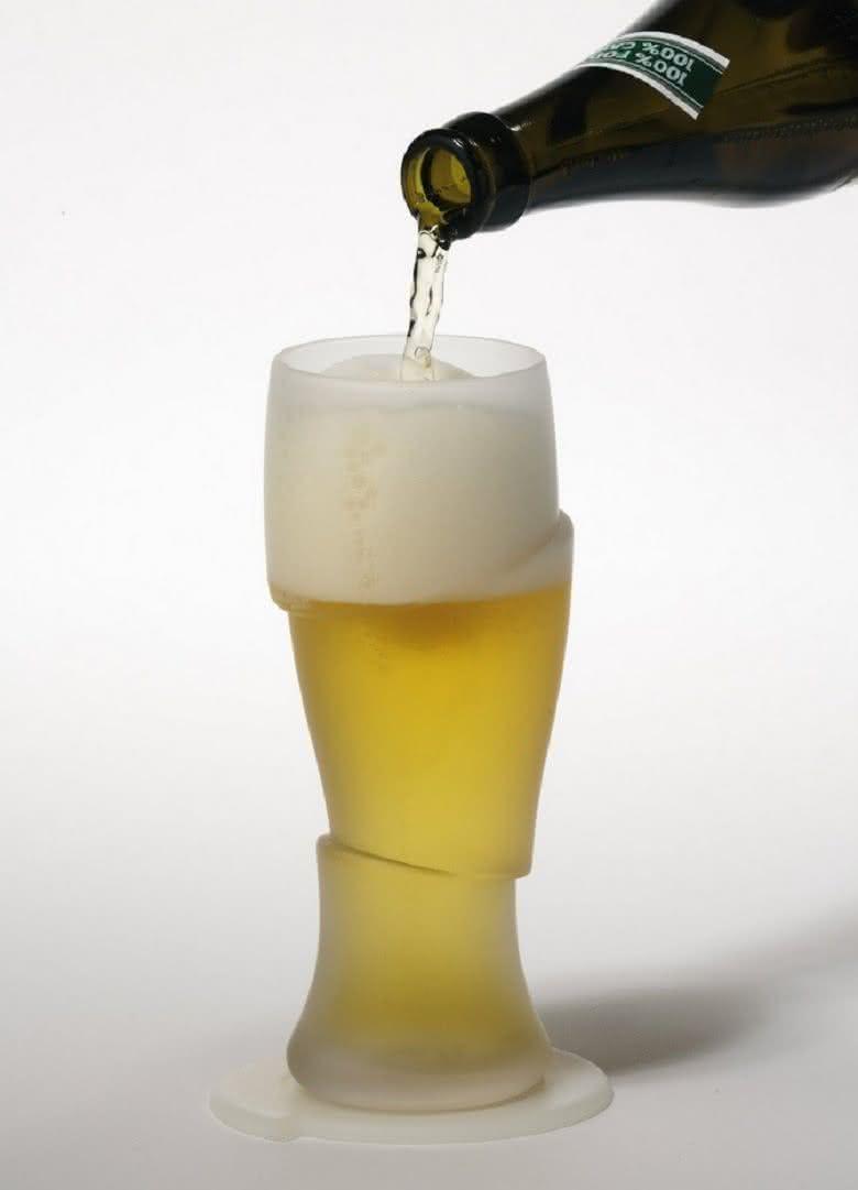 Sliced-Glass-Beer, Sliced-Cold-Beer-Glasses, copo-de-cerveja, copo-de-cerveja-bebado, copos, copos-para-cerveja, cerveja, cerveja-gelada, gelar-cerveja, por-quen-nao-pensei-nisso