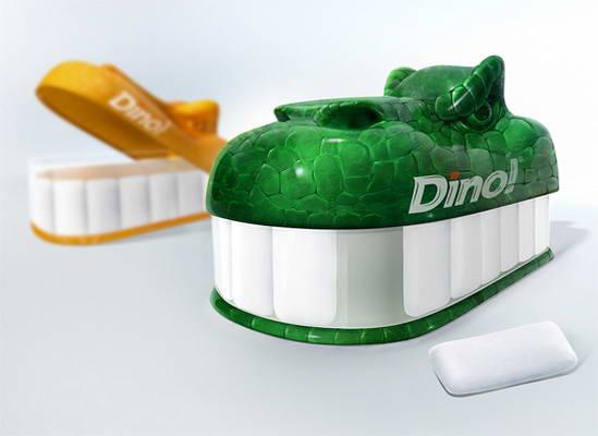 Dino-Teeth-Gum, embalagens-criativas, embalagens-design, design-de-embalagem, design-de-embalagens, embalagem-de-produtos, embalagens-divertidas, por-que-nao-pensei-nisso 8