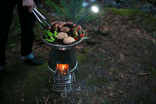 BioLite-BaseCamp-Stove, fogueira-portatil, fogareiro-portatil, acampamento, fazer-fogo, acampar, por-que-nao-pensei-nisso 1