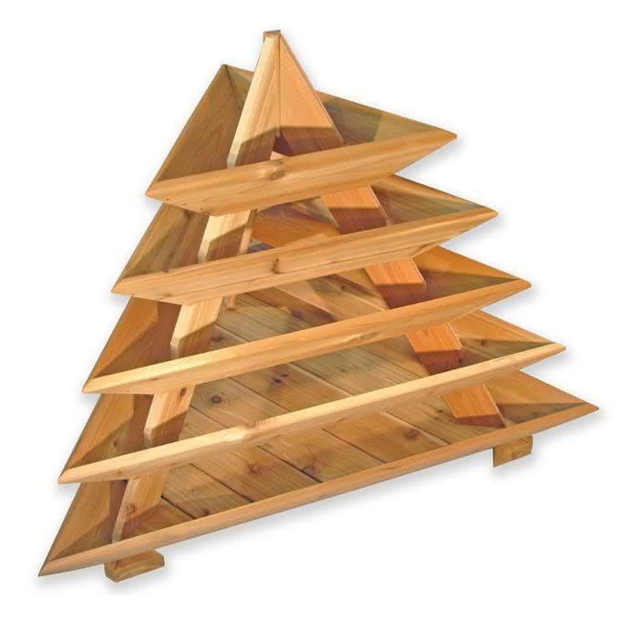 pyramid-garden-planter, plantar-ervas-em-casa, erva-aromatica-em-casa, tempero-erva-casa, horta-em-casa, horta-apartamento, por-que-nao-pensei-nisso 4