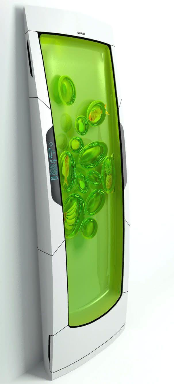 Electrolux-Bio-Robot-Refrigerator, geladeira-gel-electrolux, geladeira-inovadora, geladeira-futuro, geladeira-com-gel, gelatinosa, por-que-nao-pensei-nisso3 2
