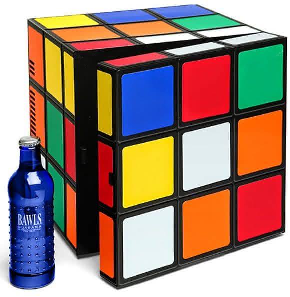 Frigobar-cubo-magico, produtos-cubo-magico, decorarao-geek, quarto-geek, cubo-magico-como-resolver, por-que-nao-pensei-nisso 3