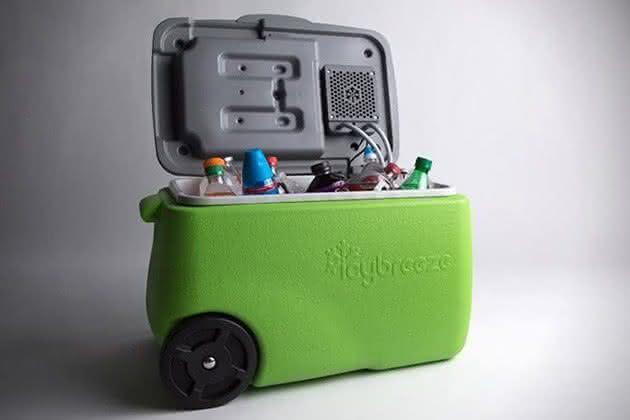 Icybreeze-Portable-Air-Conditioning-Cooler, cooler-ar-condicionado, gelar-bebidas, quanto-custa-cooler, por-que-nao-pensei-nisso 2