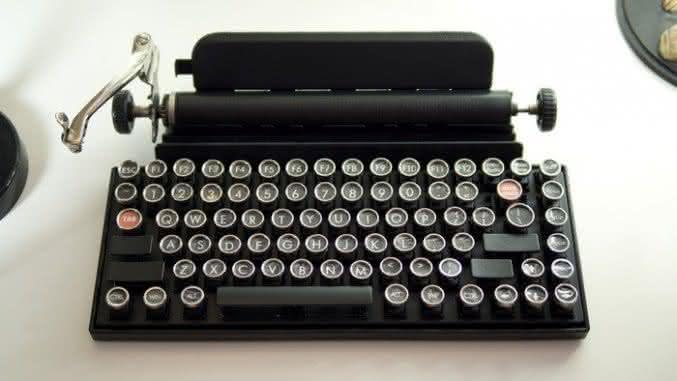 Qwerkywriter-vintage-keyboard, teclado-para-ipad, teclado-para-ipad-retro-vintage, teclado-vintage, por-que-nao-pensei-nisso 4