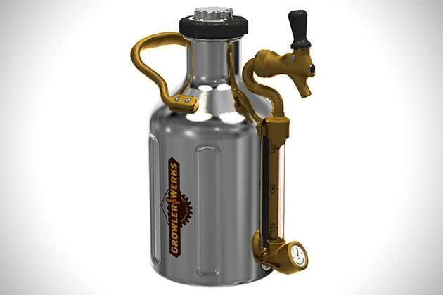 uKeg-Pressurized-Portable-Growler, chopeira-portatil, gela-cerveja, cerveja-gelada, como-gelar-cerveja-rapido, cerveja-quente, por-que-nao-pensei-nisso 3