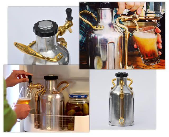 uKeg-Pressurized-Portable-Growler, chopeira-portatil, gela-cerveja, cerveja-gelada, como-gelar-cerveja-rapido, cerveja-quente, por-que-nao-pensei-nisso 4