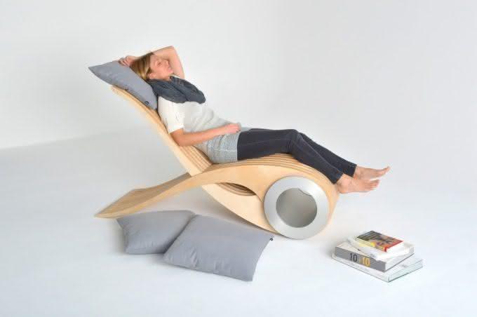 A exc ntrica cadeira que manja dos paranau por que n o for Design liegestuhl