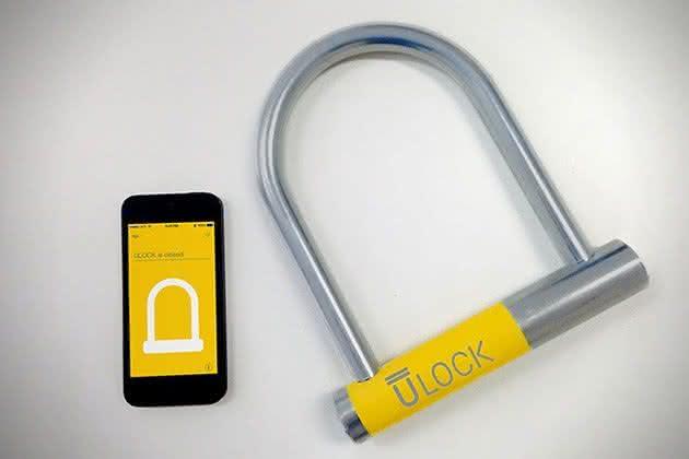 Ulock-Keyless-Smart-Bike-Lock, cadeado-bicileta-wifi, cadeado-de-bike, gadgets-bike, furto-de-bicileta, por-que-nao-pensei-nisso 2