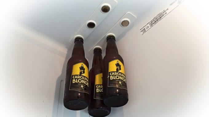 BottleLoft, varal-de-cerveja, suporte-de-cerveja, organizar-geladeira, por-que-nao-pensei-nisso 4