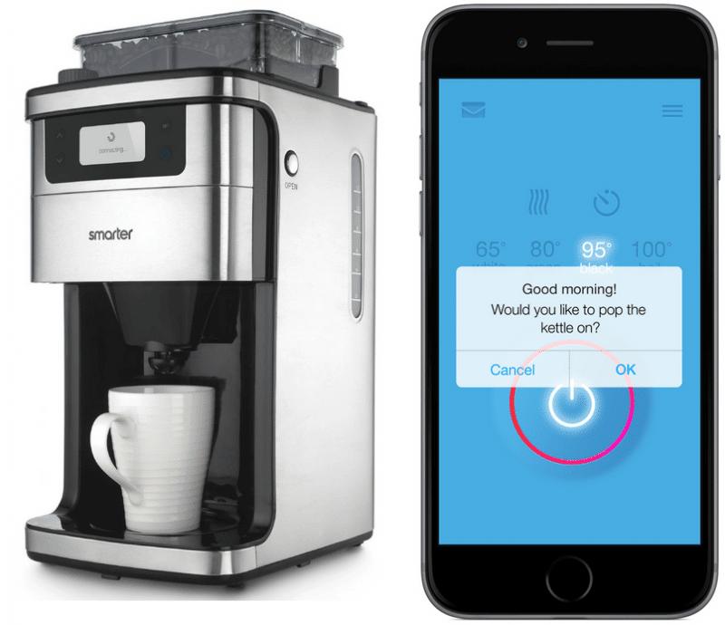 smarter-coffee-machine, wi-fi-coffee-machine, cafeteira-wi-fi, maquina-de-cafe-wi-fi, cafeteira-inteligente, cafe-pelo-celular-smartphone, por-que-nao-pensei-nisso 2