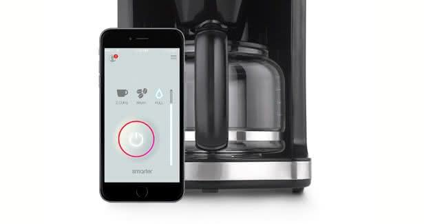 smarter-coffee-machine, wi-fi-coffee-machine, cafeteira-wi-fi, maquina-de-cafe-wi-fi, cafeteira-inteligente, cafe-pelo-celular-smartphone, por-que-nao-pensei-nisso 4