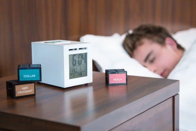 sensor-wake, sensorwake, despertador-aromas, despertador-com-cheiro, fragrancias, despertador-inovaodor, por-que-nao-pensei-nisso, pnpn 5