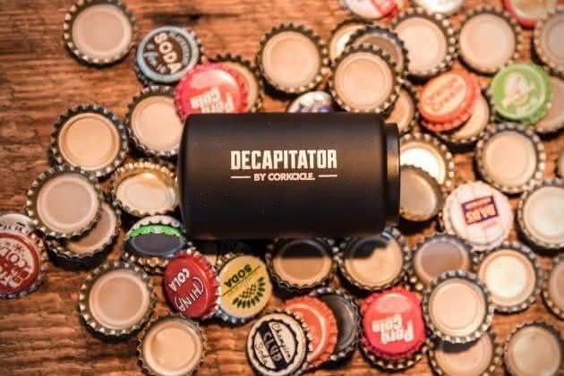 Corkcicle-Decapitator-Bottle-Opener, abridor-cerveja-automatico, abridor-inovador, abrir-cerveja, abridores, por-que-nao-pensei-nisso, pnpn 2