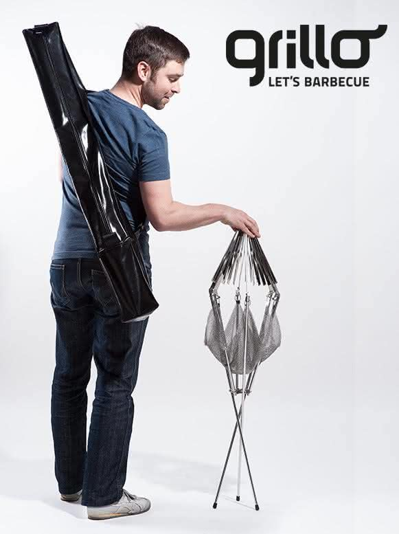 grillo-barbecue, churrasqueira-portatil, grillo-grill, churrasco, cerveja, churrasqueira-inovadora, churrasqueira-de-armar, por-que-nao-pensei-nisso 4