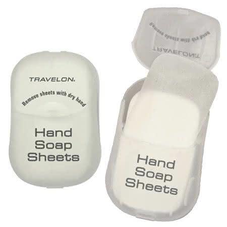 travelon, travel-sheets, sheets-dissolve-in-water, soap, laundry, sabonete, shampoo, sheet, viagem, para-viagem, dissolve-em-agua, por-que-nao-pensei-nisso, pnpn 9