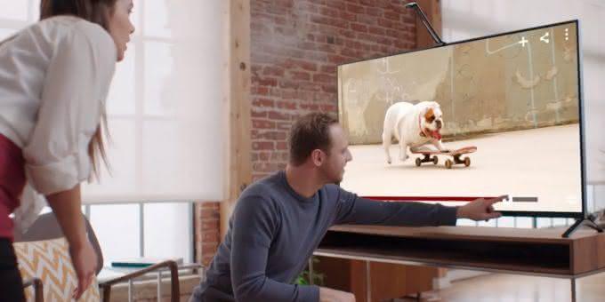 Touchjet-Wave, tv-touchscreen, touchscreen-na-tv, tv-touch, smart-tv-touch-tablet, tv-tablet, tv-smart, quanto-custa, por-que-nao-pensei-nisso 6