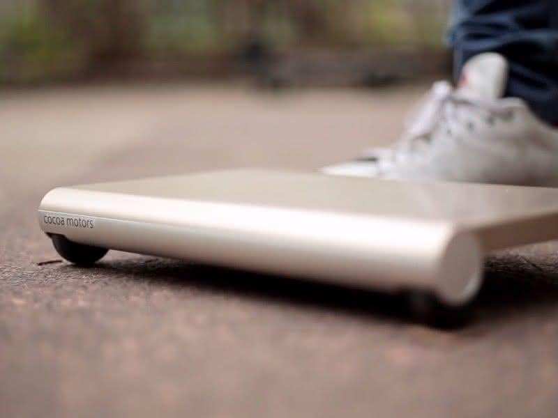 Walk-Car-Cocoa-Motors-Inc, eletric-car, carro-eletrico, veiculo-eletrico, transporte-verde, meio-de-trasporte-inovador, carro-eletrico-inovador, inovacao, por-que-nao-pensei-nisso 1