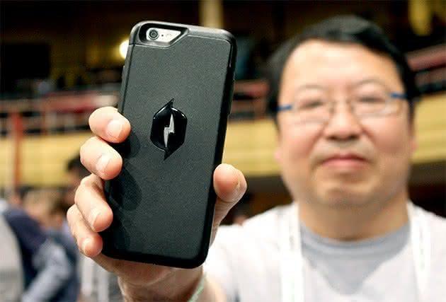 nikolalabs-iphone-charger, smartphone-air-charger, capa-celular-carrega-pelo-ar, carregador-ar, air-charger, nikola-labs, por-que-nao-pensei-nisso, pnpn